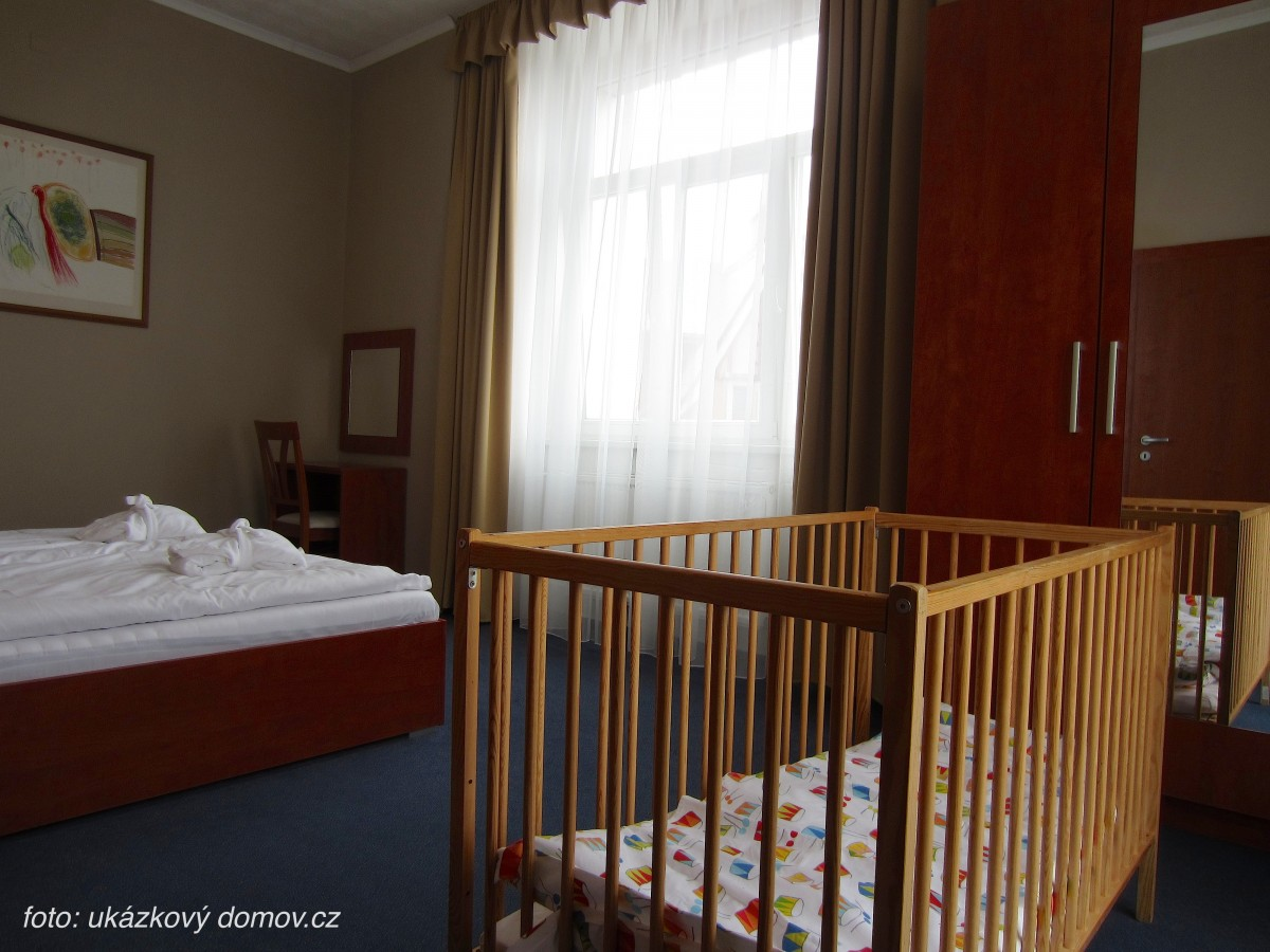 Hotel room Bellevue Tlapak