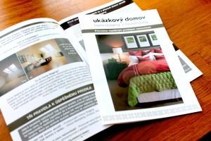 Brožura Průvodce úspěšným prodejem nemovitosti - Ukázkový domov, Home Staging & Home Tuning
