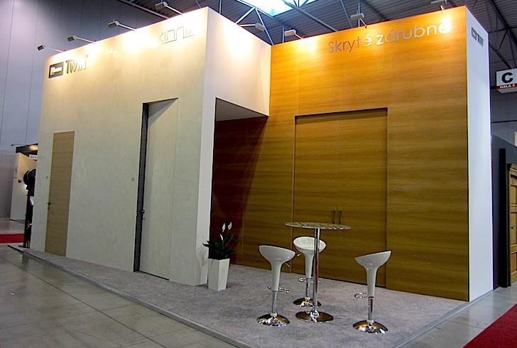 INNIX systém skrytých zárubní je velice elegantní i minimalistický. Líbí, moc.
