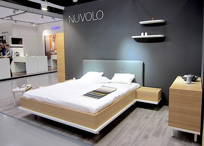 Ložnice - JITONA NUVOLO Design Shaker 2016