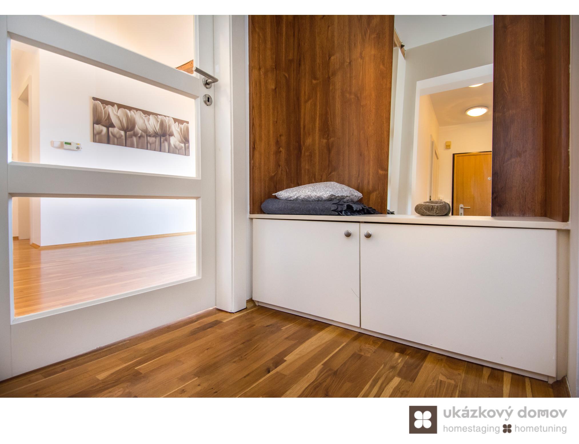 Home Staging zařízený byt Praha Prague