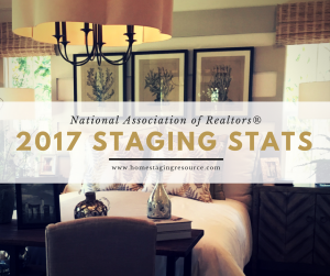 2017 Home Staging Statistika Report NAR