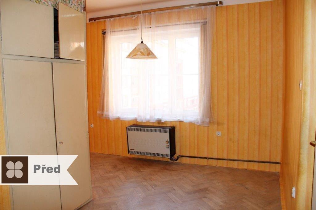 praha, prague, cz, czech republic, investiční, nemovitost, byt, nezařízený, prázdný